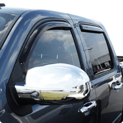 deflectors and vent visors Airdrie